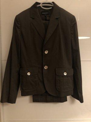 Antonio Fusco Trouser Suit multicolored