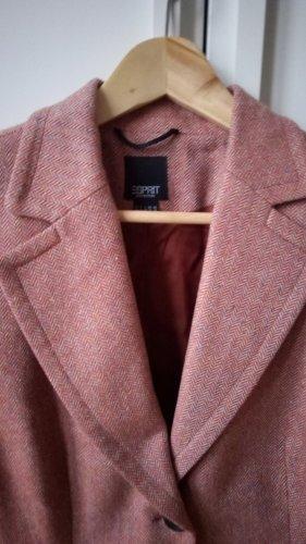 Anzug aus Wolle und Seide von Esprit