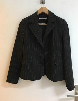 Anzug Blazer kurz XS schwarz