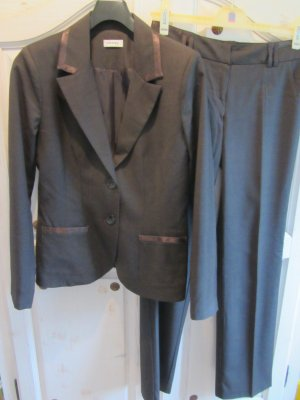 Orsay Business Suit bronze-colored polyester