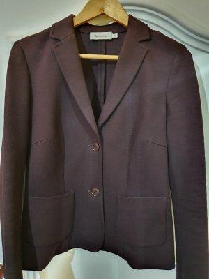 Hess Natur Tailleur-pantalon brun rouge