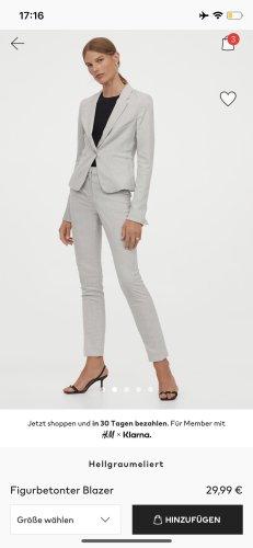 Anzug Set Grau Neuwertig