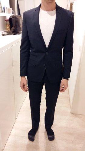 WE Fashion Abito business blu scuro