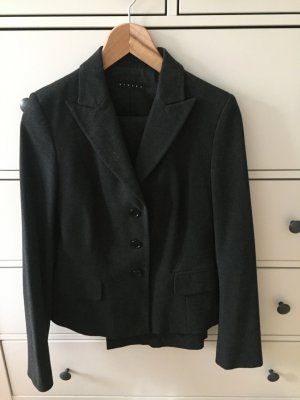 Anzug Stefanel grau, Größe 36