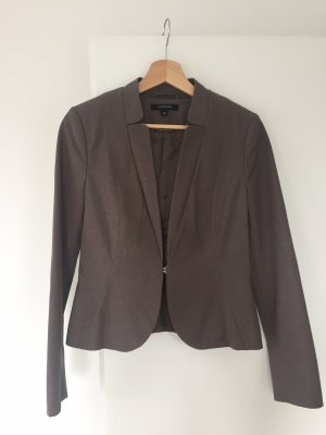 Comma Trouser Suit taupe