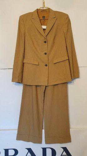 Toni Gard Trouser Suit cream-beige new wool