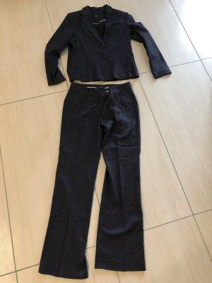 Zero Costume business bleu foncé