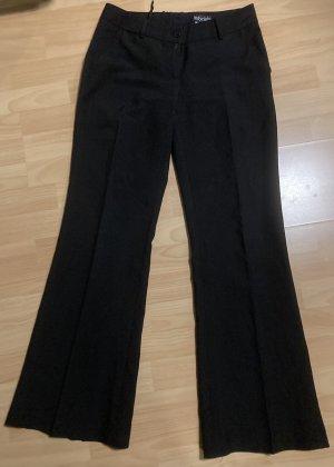 Bodyright Spodnie garniturowe czarny
