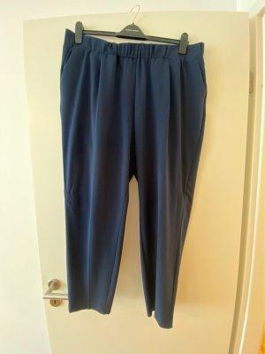 Tom Tailor Jersey Pants dark blue