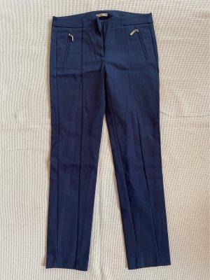 Anzughose blau