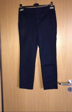 Anzughose blau Zara 36