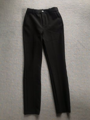 Zara Pleated Trousers black