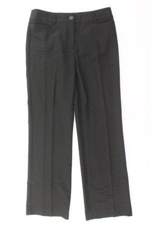 Spodnie garniturowe czarny Poliester