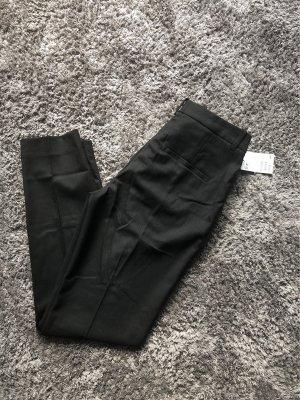 H&M Pantalone da abito nero