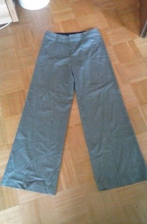 Anzughose Marlenestil grau Vintage