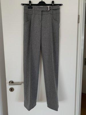 Sonja Kiefer Woolen Trousers grey