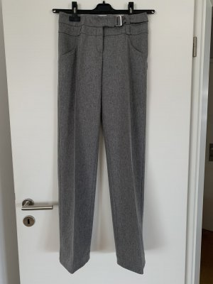 Sonja Kiefer Pantalone di lana grigio