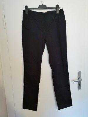 Anzughose mit schmalem, geradem Bein