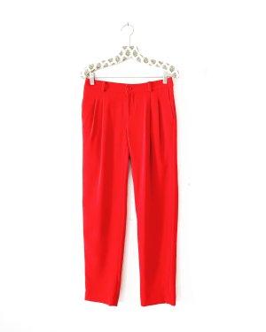 Ralph Lauren Pantalon en jersey rouge