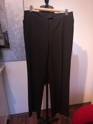s.Oliver Pantalon de costume noir