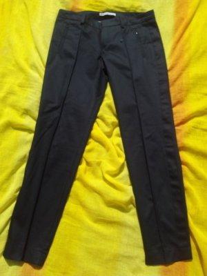 Anzughose Stoffhose Drykorn schwarz Gr. 27 bzw 34 NEU Kurzgröße