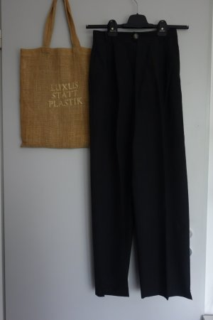 Strenesse Jersey Pants anthracite wool