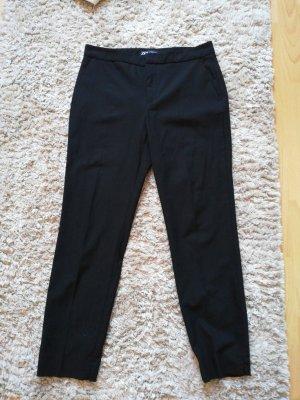 Zara Pantalon de costume noir