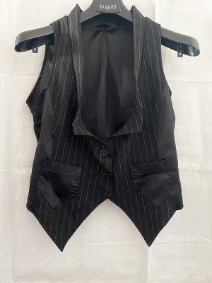 Chaleco de vestir negro