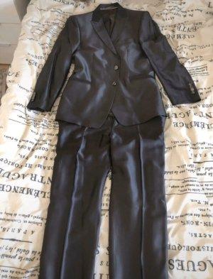 Wilvorst Costume business noir viscose