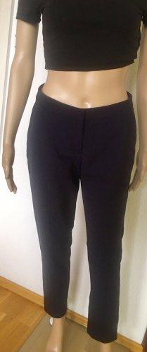 H&M Pantalon donkerblauw