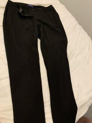 Charles Vögele Tailleur pantalone nero