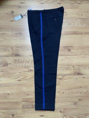 Marc O'Polo 7/8 Length Trousers dark blue-blue