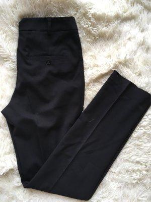 Anzugshose in schwarz