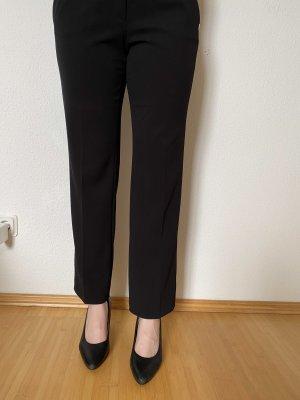 s.Oliver Black Label Spodnie garniturowe czarny