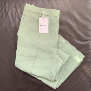Valentino Flares sage green-pale green