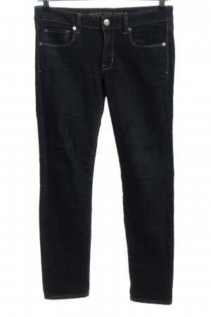 AO 76 American Outfitters Jeans large bleu style décontracté