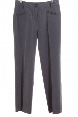 Apanage Suit Trouser light grey business style