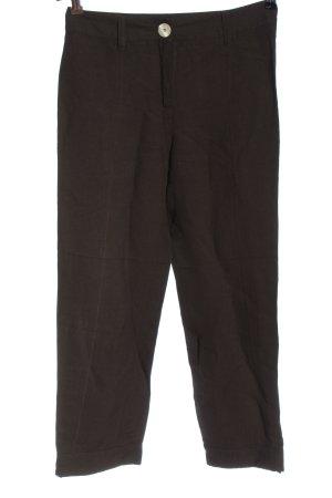Apanage Pantalone largo marrone stile casual