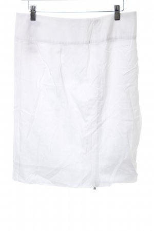 Apanage Pencil Skirt white business style