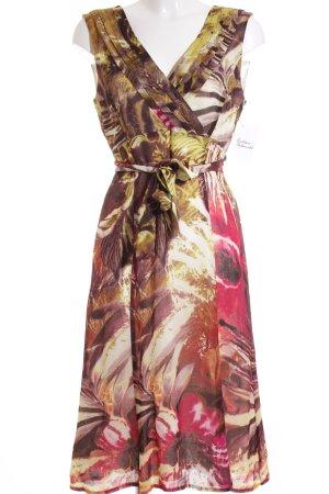 Apanage Sukienka koszulowa Wielokolorowy Elegancki