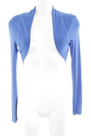 Apanage Boléro bleu style décontracté