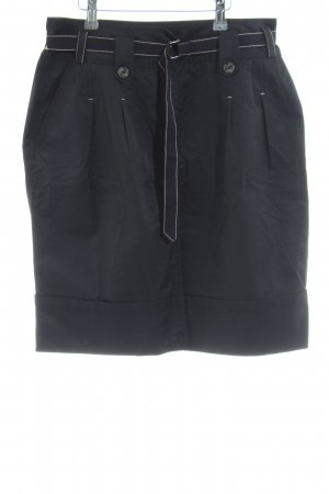 Apanage Cargo Skirt black casual look