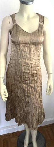 Apanage Crash Kleid Bronze Gr.38 / wie neu