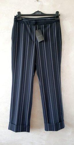 Apanage Pantalone chino blu-blu scuro
