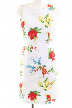 Apanage Sheath Dress flower pattern casual look