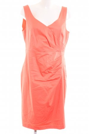 Apanage Sheath Dress light orange elegant