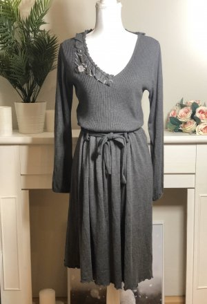 Apanage Midi Dress dark grey