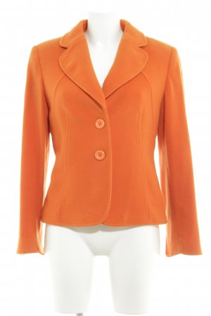 Apanage Woll-Blazer orange Business-Look