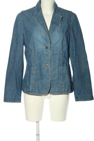 Apanage Veste en jean bleu style décontracté