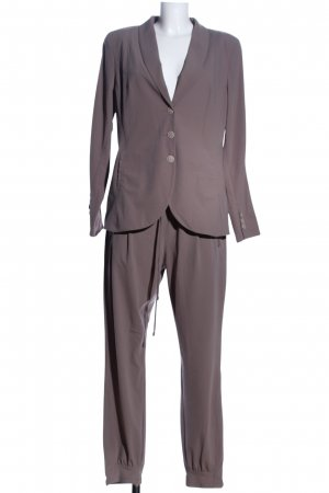 Apanage Twin Set tipo suéter light grey business style